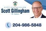 Scott Gillingham - City Councillor - St. James