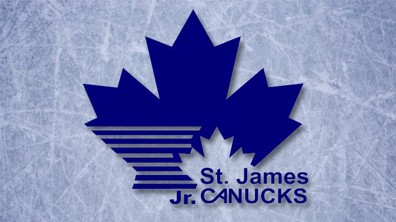 St. James Jr. Canucks 2021-2022 Tryout Camp