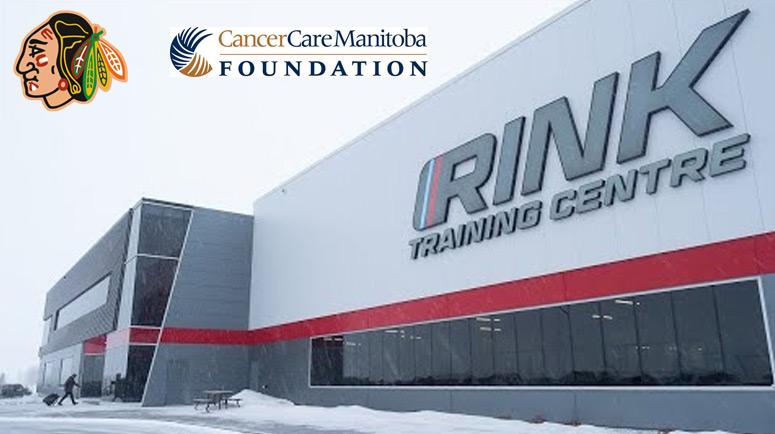 Charleswood Hawks Alumni vs. Kids Game in Support of CancerCare Manitoba