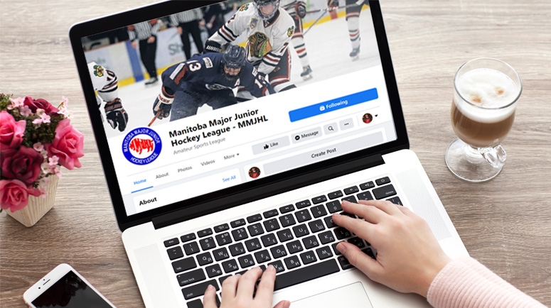 Follow The MMJHL On Facebook