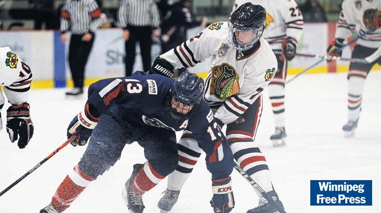 Winnipeg Free Press Articles on MMJHL