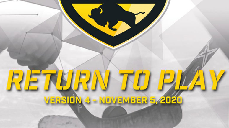 Hockey Manitoba Return to Play - Phase 4 Update